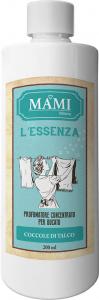 L'essenza Mami ,concentrato per bucato 200 ml. Coccole di Talco