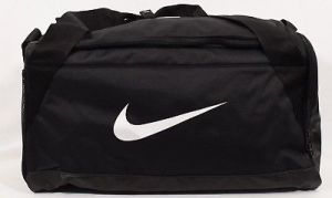 BORSONE NIKE 40 LITERS BA5335-010 BLACK/WHITE