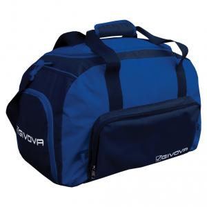 BORSONE GIVOVA PALESTRA B022 BLUE/ROYAL TAGLIA UNICA