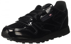 SNEAKERS CLASSIC LEATHER PATENT KIDS BLACK CN2069