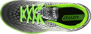 LOTTO CALCETTO S9696 SPIDER 700 XIV TF JR BLK/WHT/GREN FLUO
