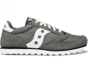 SAUCONY JAZZ LOWPRO GREY/WHITE S2866-239