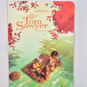 Fumetto Le Avventure Di Tom Sawyer