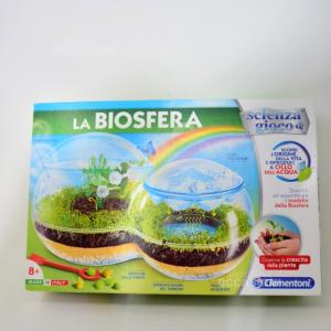 Gioco La Biosfera Clementoni Mancano Solo I Guanti