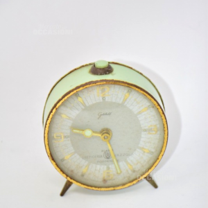 Sveglia Vintage Goldbuhl Verde