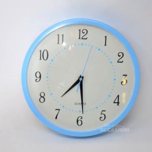 Orologio Azzurro