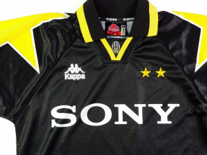 1995-96 Juventus Maglia Terza M (Top)