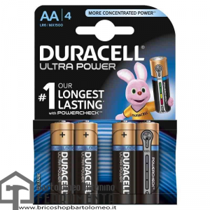 Duracell Ultra Power Stilo (AA) 1500