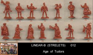 AGE OF TUDORS