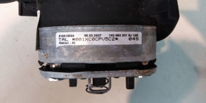 Dispositivo Air Bag lato guida usato originale Volkswagen Golf serie dal 2003 al 2009 1.9 TDI