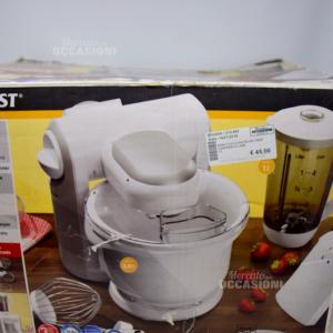 Robot Da Cucina Silver Crest Compreso Di Lame