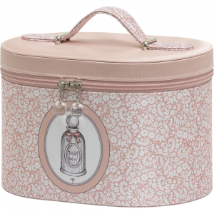 Vanity chic Madamoiselle Marquise, Beauty case, formato rigido in nylon. Mathilde M