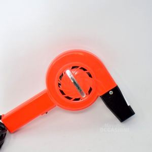 Phon Vintage Induphoen Arancione FUNZIONANTE