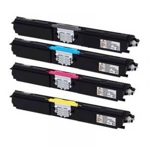 Toner Compatibile con Epson C1600 Black