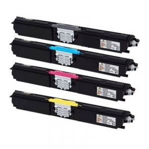 Toner Compatibile con Epson C1600 Yellow