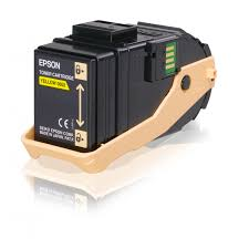 Toner Compatibile con Epson C9300 Yellow