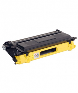 Toner Compatibile con Brother TN135 Yellow