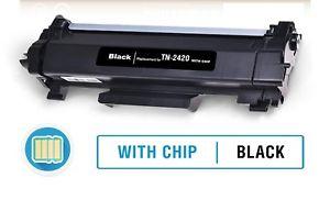 Toner Compatibile con Brother TN2420 alta capacità 3K - Con Chip