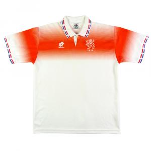 1996 Olanda Maglia Away XL
