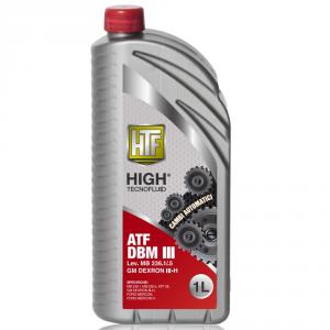 OLIO HTF HIGH TECNOFLUID CAMBI AUTOMATICI ATF DBM III 1L