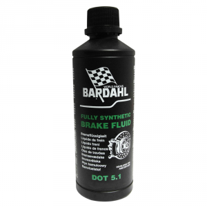 LIQUIDO FRENI BARDAHL FULLY SYNTHETIC DOT 5.1 250 ML