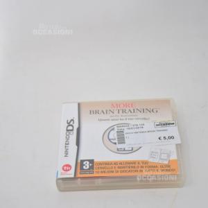 Gioco Nintendo Brain Training