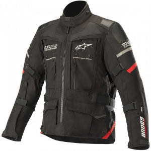 GIACCA ALPINESTARS ANDES PRO DRYSTAR BLACK RED COD. 3207119
