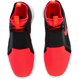 SNEAKERS NIKE CURRENT SLIP ON ROSA PESCA FLUO / NERO 874160-600