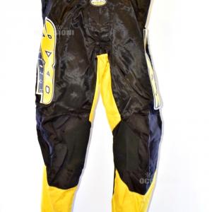 Pantalone Da Moto Axo Tg. 50-34 Nero