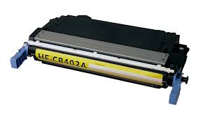 Toner Compatibile con HP CB402A Yellow