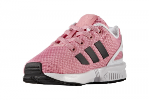 SNEAKERS ADIDAS ZX FLUX C BB2420 PINK/BLACK/WHITE