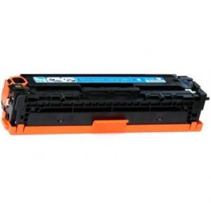 Toner Compatibile con HP CE321A Ciano
