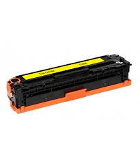 Toner Compatibile con HP CE322A Yellow