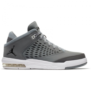 SNEAKERS JORDAN FLIGHT ORIGIN 4 COOL GREY/ BLACK-DARK GREY 921196-003