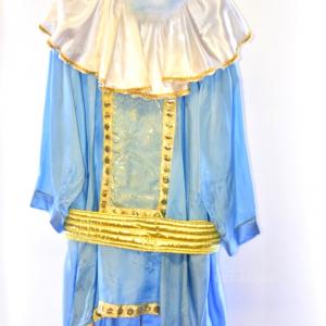 Costume Carnevale Adulto Da Principe Azzurro