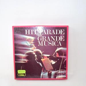 16 Dischi Vinile Hit Parade