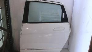 Porta post. sx bianca usata originale Mercedes-Benz Classe B serie dal 2005 al 2013 180 CDI