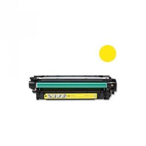 Toner Compatibile con HP CE402A Yellow Alta Capacità CE507A