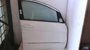 Porta anteriore dx bianca usata originale Mercedes-Benz Classe B serie dal 2005 al 2013 180 CDI