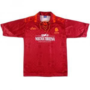 1994-95 Roma Maglia Home L (Top)