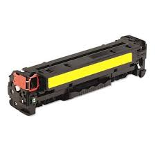 Toner Compatibile con HP CF212A Canon 731 Yellow