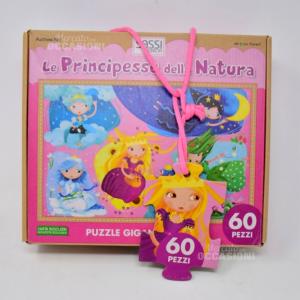 Puzzle Principesse Natura
