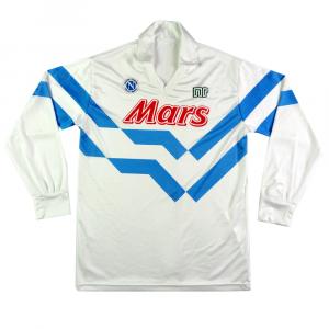 1989-90 Napoli Maglia Away (Top)