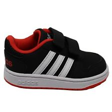 SNEAKERS ADIDAS HOOPS  2.0 CMF C BLACK/WHITE/HIRERE B75960