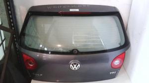 Portello posteriore usato originale Grigio Volkswagen Golf serie dal 2003 al 2009 1.9 tdi