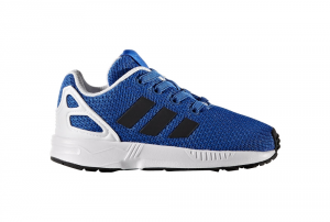 SNEAKERS ADIDAS ZX FLUX EL I BLUE/CbLACK/WHITE BB2432