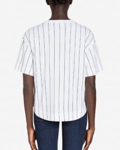 T-shirt rigata Love Moschino
