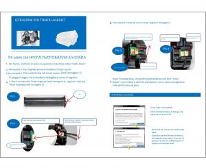 Toner Compatibile con HP CF230A 1.6K - No Chip