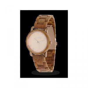 Orologio in legno GINA 36 mm