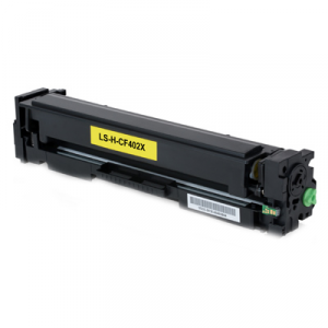 Toner Compatibile con HP CF402X Yellow